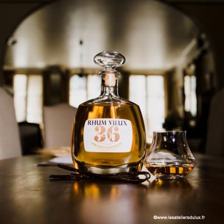 Carafe Rhum Vieux Miranille Maturation 57 %