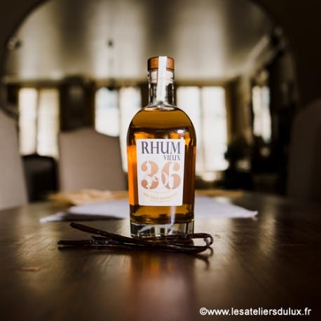 Rhum Vieux Miranille Maturation 43 %
