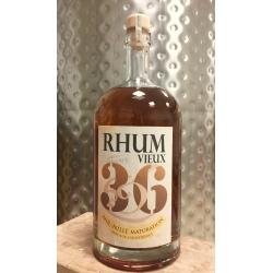Rhum Vieux Miranille Maturation 43 % 450 Cl